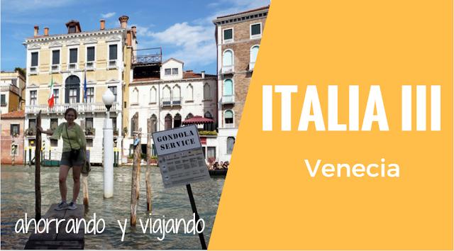 Que ver en Venecia, Italia