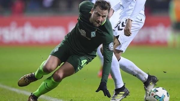 Oficial :El Werder Bremen renueva a Bargfrede