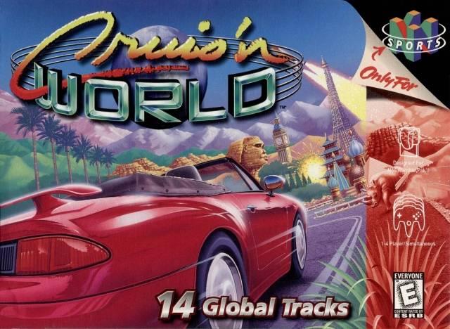 ROMs - Cruis n Exotica (Português) - N64 Download