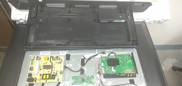 Do-it-yourself: How to change your Skyworth LED TV Mainboard