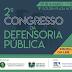 Inscrições abertas para o 2º Congresso da Defensoria Pública de Rondônia
