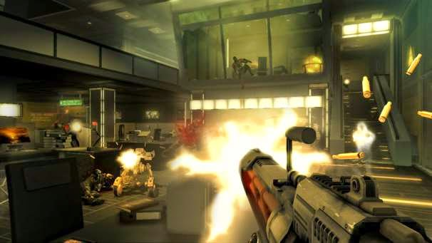 Free Download Deus Ex Human Revolution For Windows