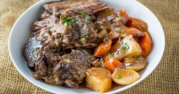 Ultimate Slow Cooker Pot Roast Recipe