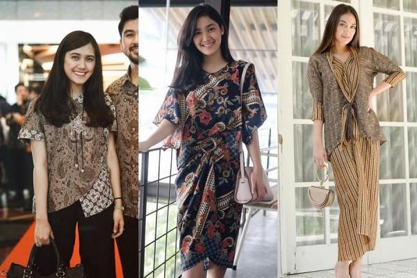 Model Baju Batik Terbaru 2019 Yang Paling Laris Albarnation
