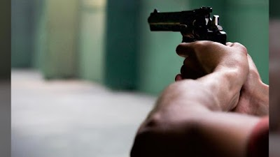 Man shoots wife thinking she was a burglar
