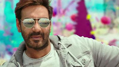 Ajay Devgn Wearing Goggle HD Image