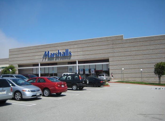 Loja Marshalls na Califórnia