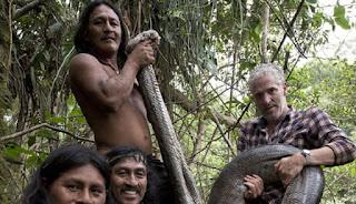 Anaconda Terpanjang di Dunia Ditemukan, Berapa Meter?