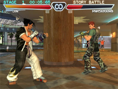 Tekken 4 Free Setup For Windows