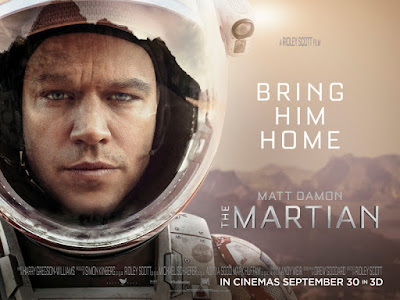 THE MARTIAN, Poster, Ridley Scott, Matt Damon