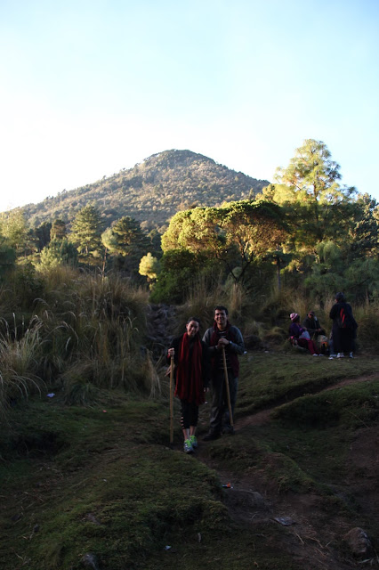 best hiking in xela guatemala