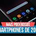 10 PODEROSOS SMARTPHONES DE 2017