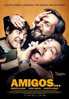 Póster 'Amigos...'