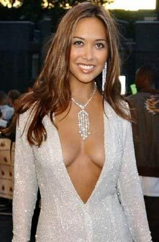 Myleene Klass celebrity hot fashion pictures