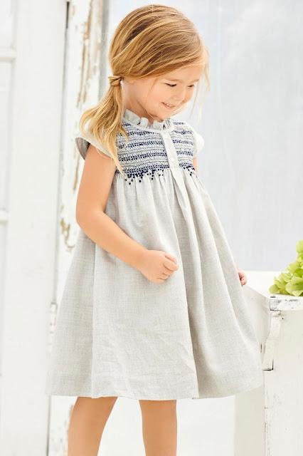 vestidos de niña a medida