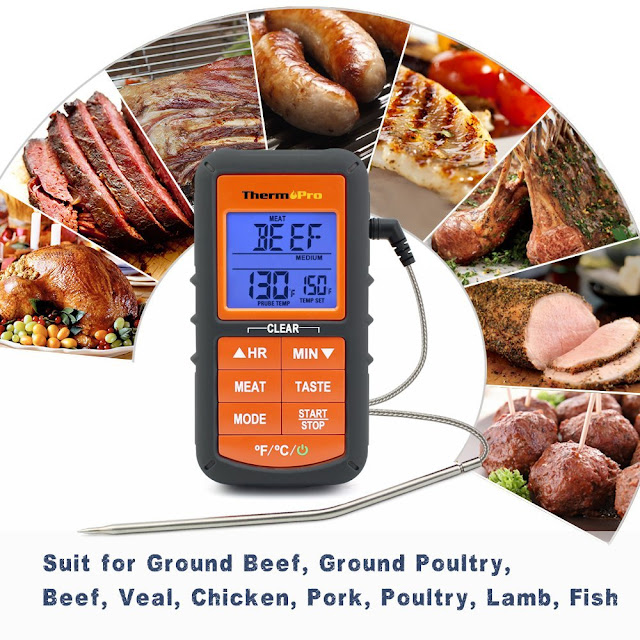 Best Grill Thermometer Reviews Ratings