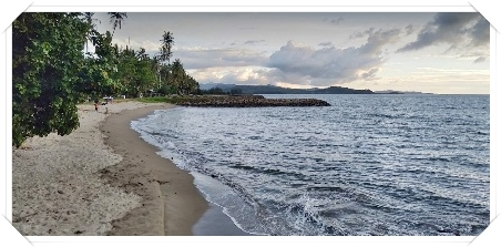 Pantai Salido, Pesisir Selatan