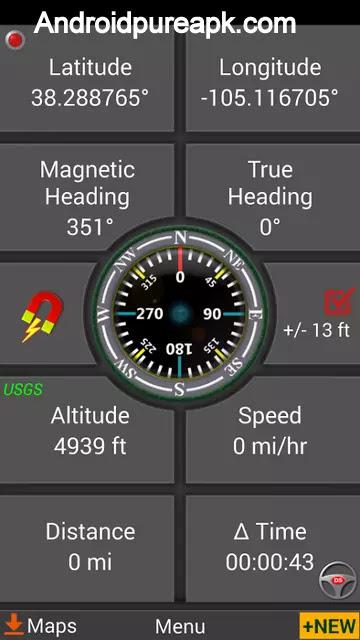 GPS Waypoints Navigator Apk