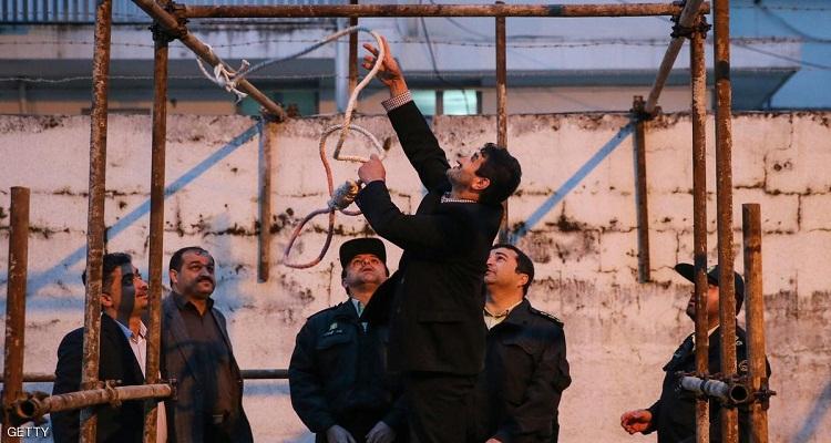 إيران تعدم 694 رجلا في قرية واحدة و السبب لا يصدق