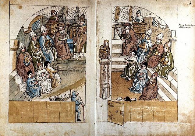 Resultado de imagem para concilio de basileia