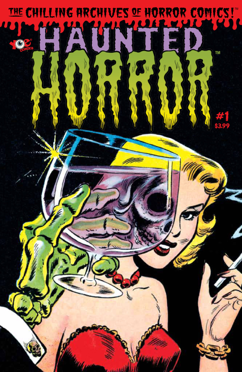 Haunted Horror Vol. 1