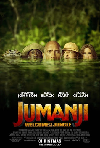 Jumanji: Welcome to the Jungle (Web-DL 720p Dual Latino / Ingles) (2017)