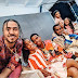 Rap Mogul, Sean Diddy shares cute family photo with all his children