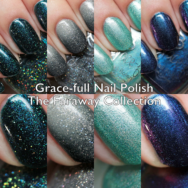 Grace-full Nail Polish The Faraway Collection