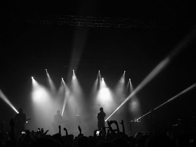 Nothing But Thieves, Poznań, 07.11.2018