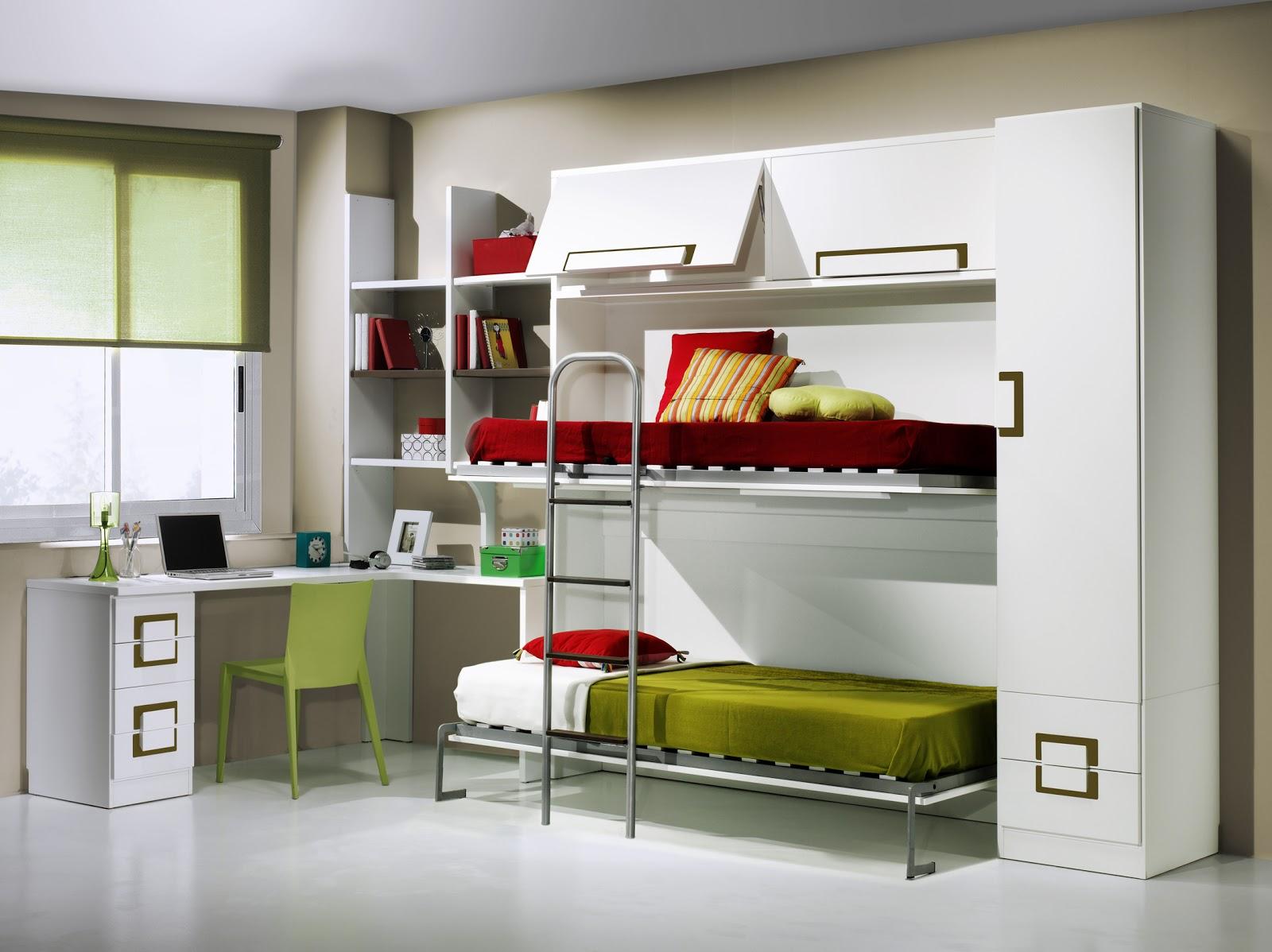 Muebles Para Espacio Reducido Cool Los Muebles A Medida Son  # Muebles Plegables