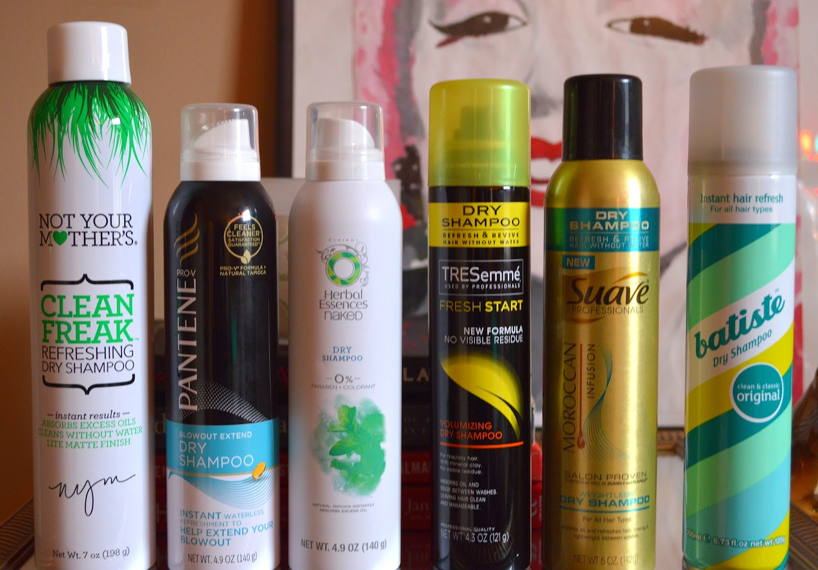 WHICH DRUGSTORE DRY SHAMPOO SHOULD YOU BUY?
