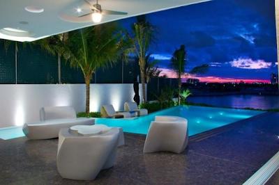 desain kolam renang kecil di belakang rumah ~ design rumah