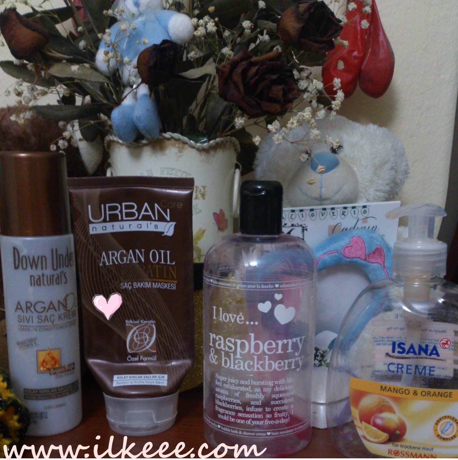 Down Under Argan Oil kullananlar, Selen Kozmetik, Urban Care - Urban Care Argan Oil kullananlar - I love serisi - Isana el kremleri - Watsons I love raspberry