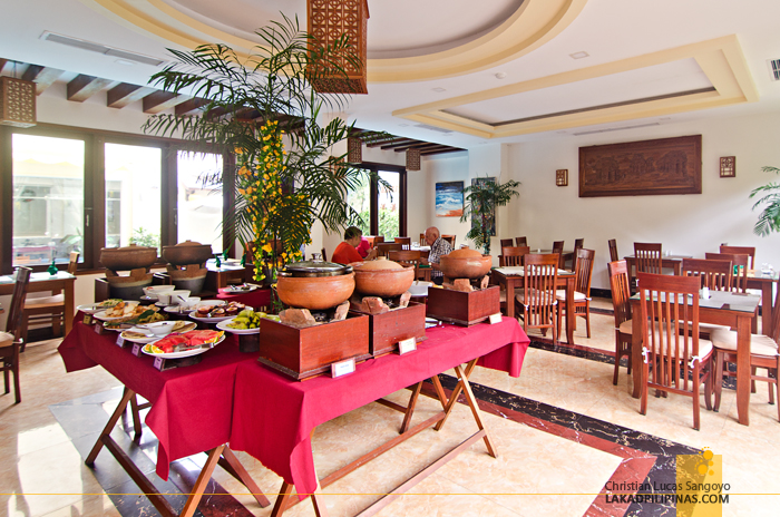 Kiman Hotel Hoi An Restaurant