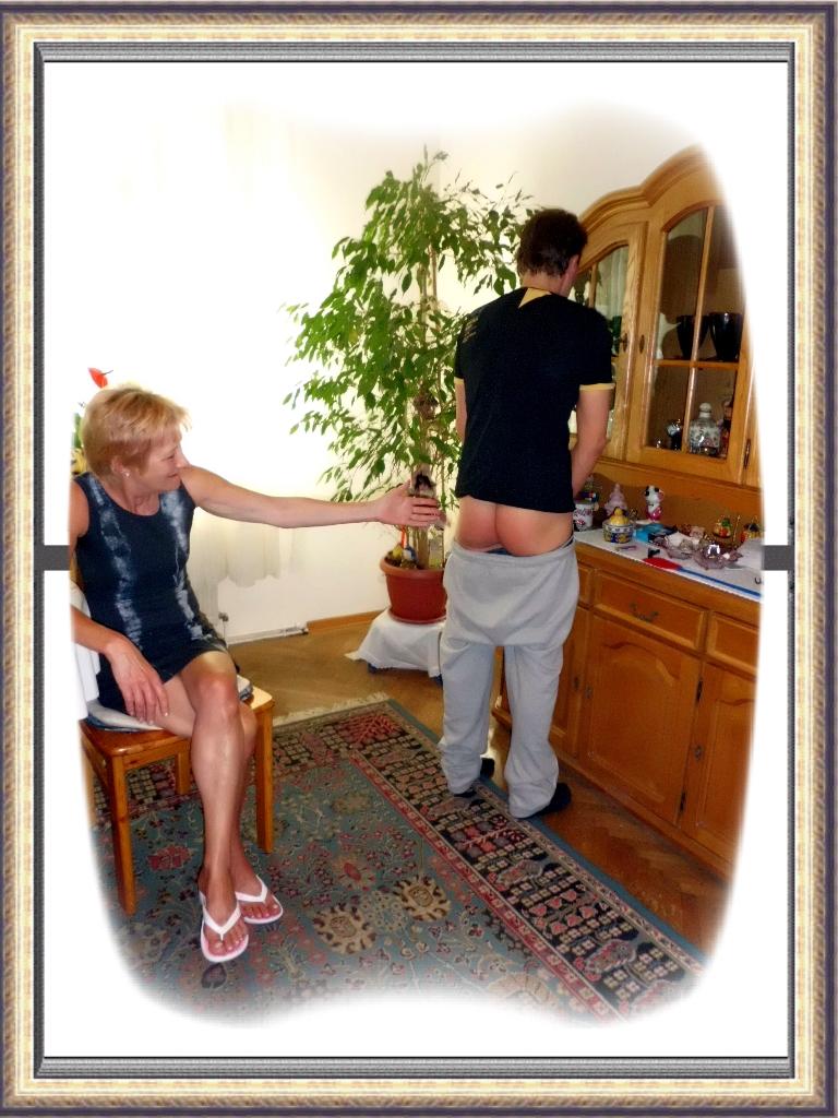 Lausboys Spankingdreams: Oktober 2012