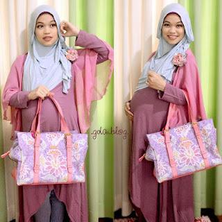 Model Baju Hamil Muslimah 2016