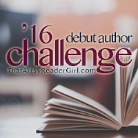 2016 Debut Author Challenge banner