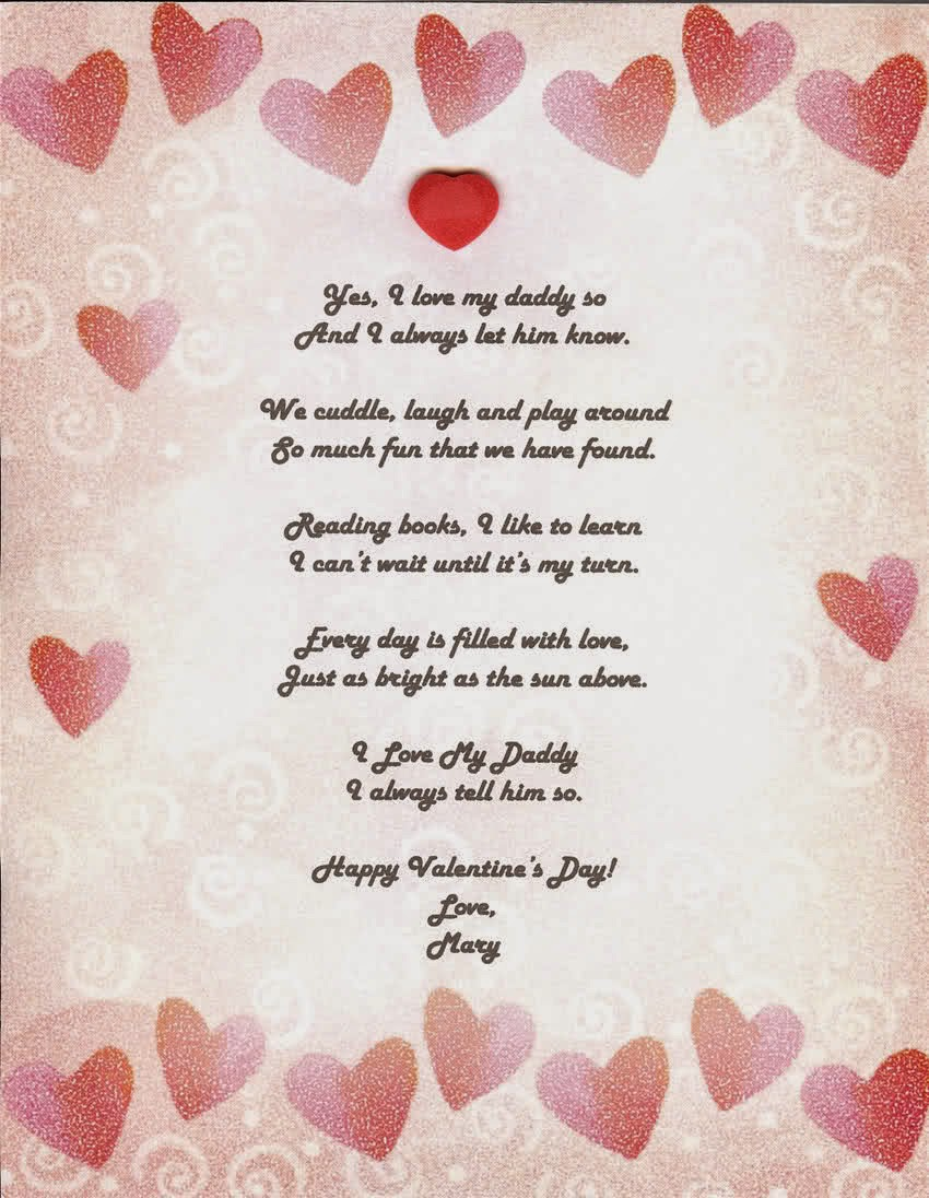 Valentine Love Letters For Him Choice Image  Letter Examples Ideas