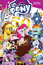 My Little Pony Omnibus #4 Comic Cover A Variant