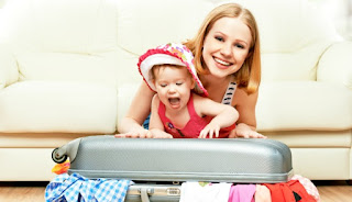 travel with baby checklist