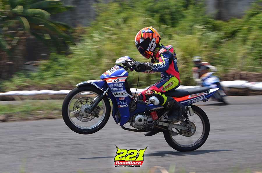 Hasil Road Race Semarang 2015: Sirkuit Legendaris Tawang Mas Hidup Kembali
