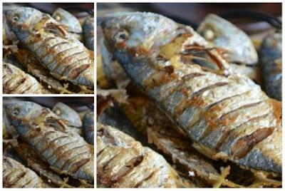 Resep Ikan Banyar Bumbu Bawang Ketumbar Gurih Menggoda Selera