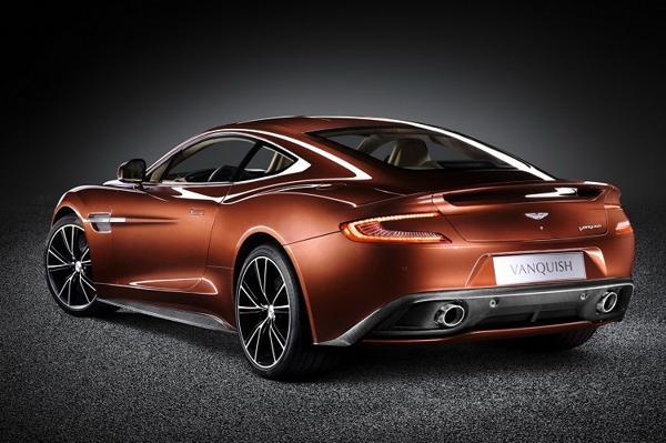 2018 Aston Martin Vanquish Price