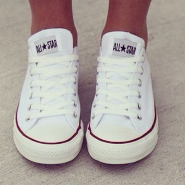 New in: White All Stars!
