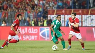 نتيجة مباراة الاهلي وحوريا اليوم السبت 22-9-2018 في الدوري الاسباني