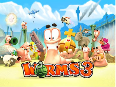 Worms 3 Mod Apk + Data free on Android