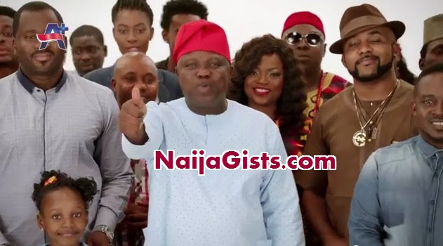 i believe ambode campaign song