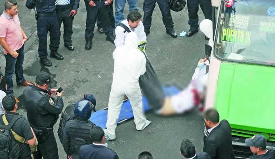 Militar El vengador de la México-Tacuba; evita asalto matando a ladrones y todos le aplauden