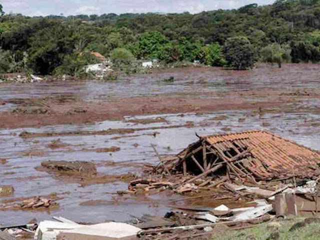 200 Missing After Mining Dam Collapses in Minas Gerais, Brazil