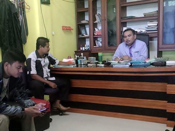 Zulbahri Praperadilankan Kejari Pariaman Atas Penetapan Status Tersangka ASM